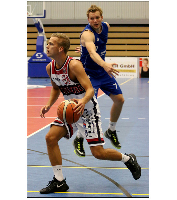 Baskets Vilsbiburg vs. VfL Baskets Treuchtlingen