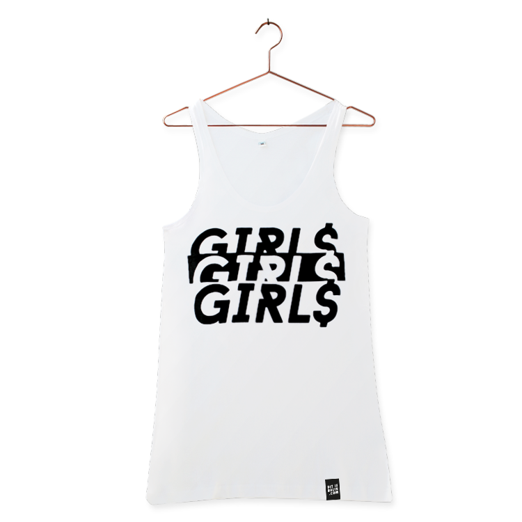 #GirlsGirlsGirls | Frauen Tank Top | Artikelnummer: 600111