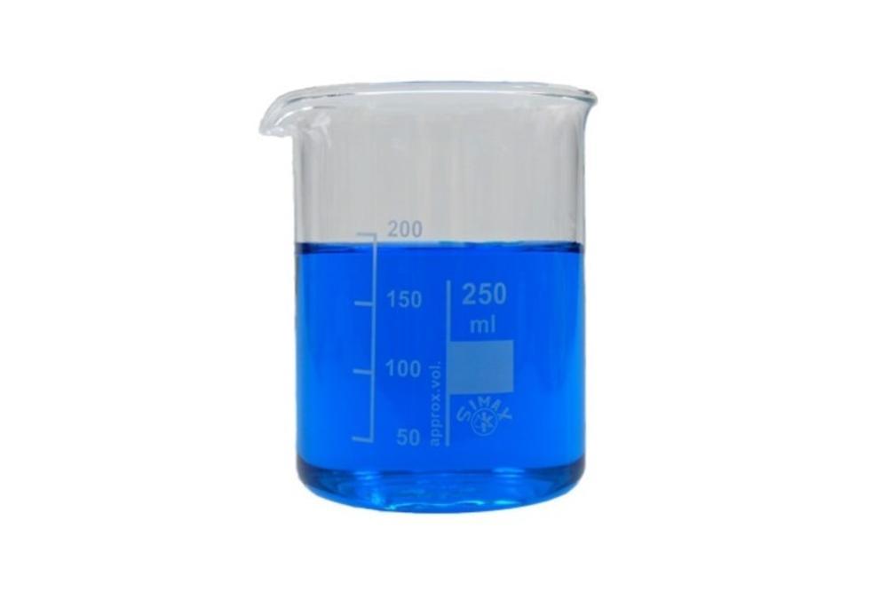 Becherglas 250ml zubehor bestellen silbergenerator shop for Gasherdplatte
