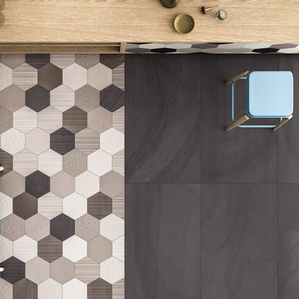 Sands Experience Black 60x60