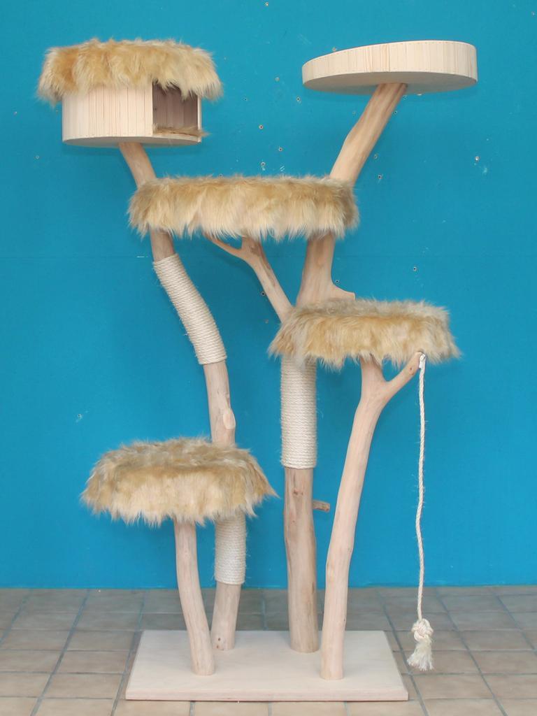 naturkratzbaum 180 cm naturholz kratzbaum 0762 – diworo naturholz design