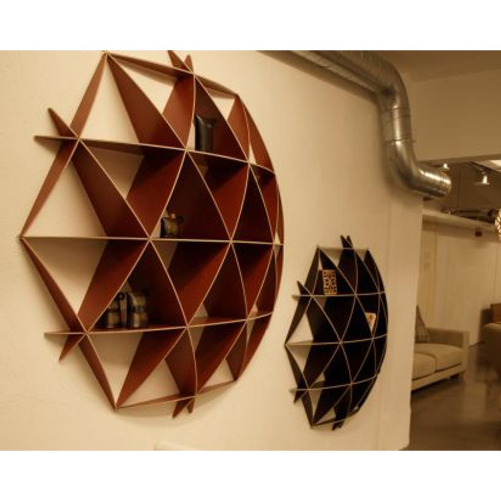 design wandregal comb schwarz nordisches design. Black Bedroom Furniture Sets. Home Design Ideas