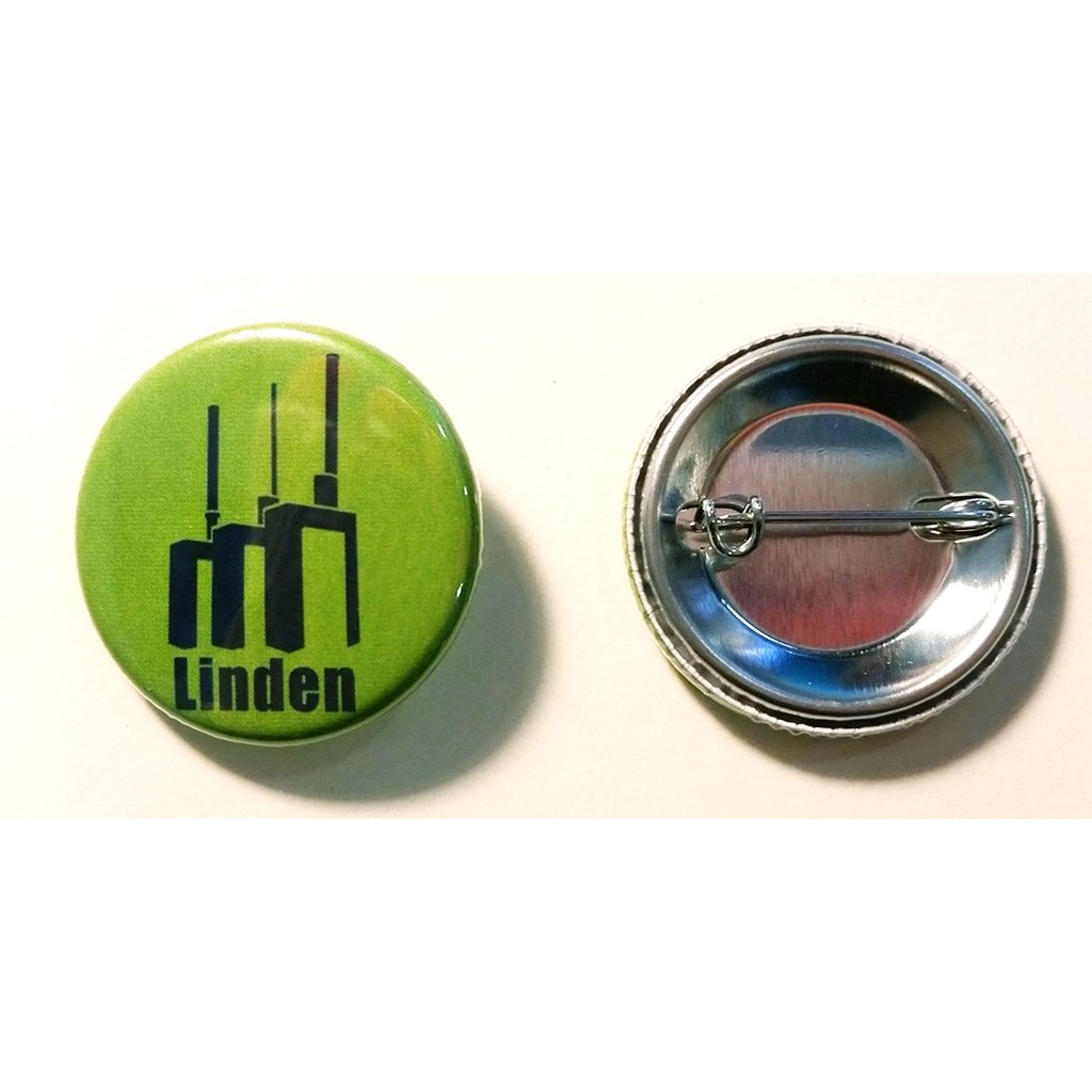 Hometown hannover button linden heizkraftwerk hometown for Hannover souvenirs