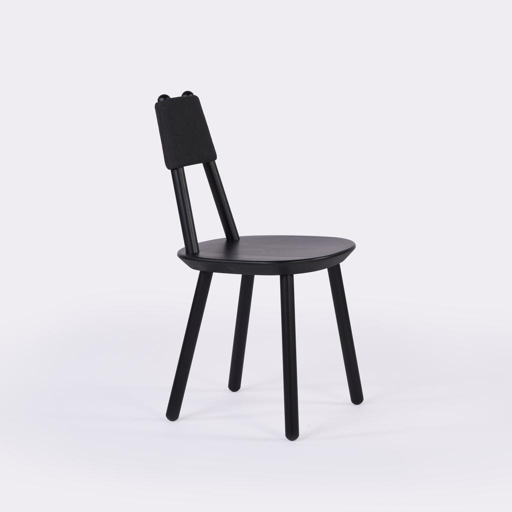 Designer stuhl naive aus massivholz schwarz emko - Stuhl holz schwarz ...