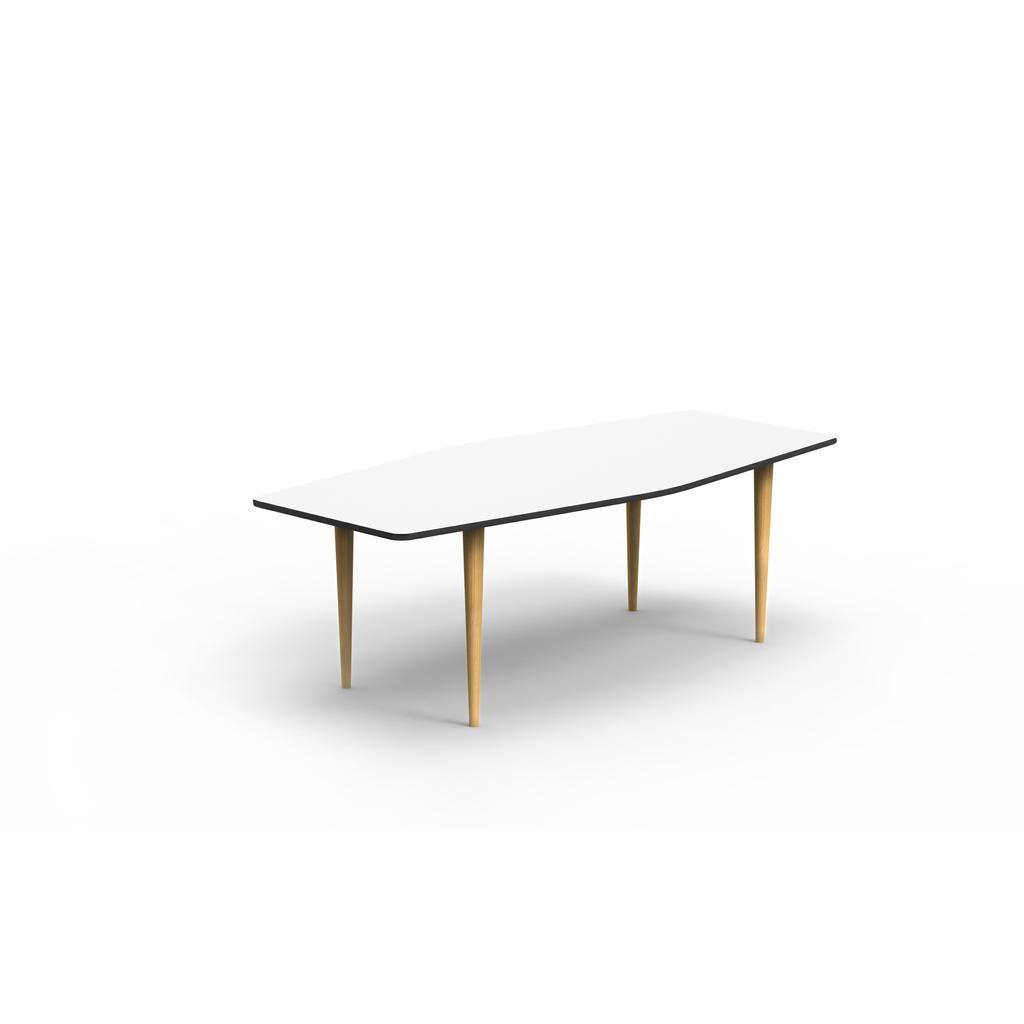 designer wohnzimmertisch in wei oot oot. Black Bedroom Furniture Sets. Home Design Ideas