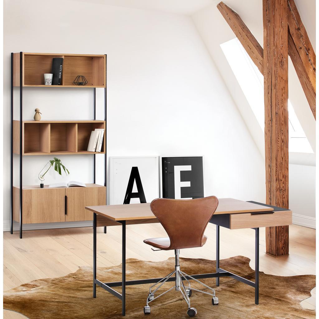 Designer Regal Trento Aus Holz Metall Wermo