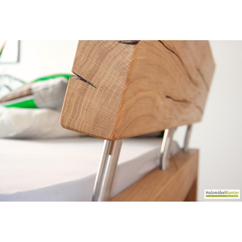 Bett Holzbalken mit schöne ideen für ihr wohnideen