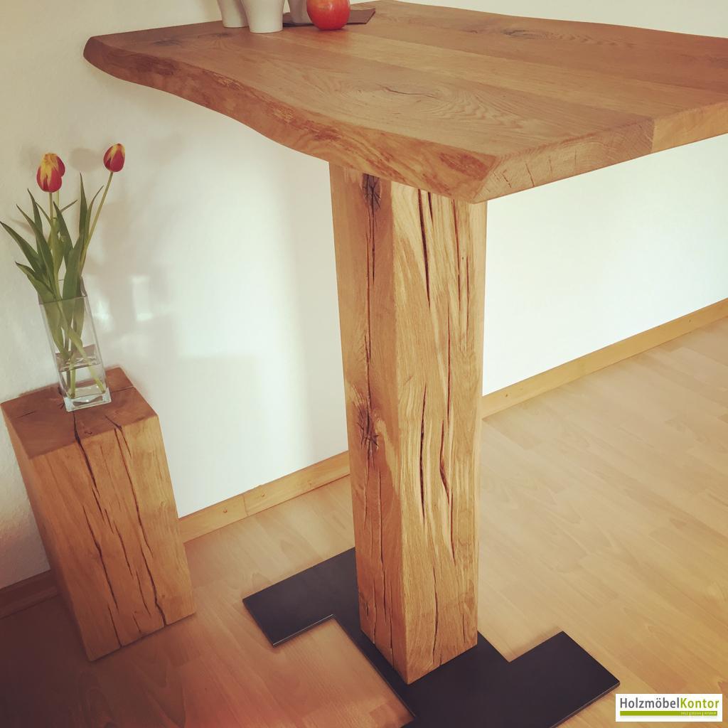 Stehtisch design tische zuhause b ro for Designer tischplatten