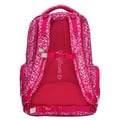Berry Red 30l Set mit Zip Pennal