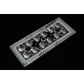 LED Optik - LEDiL - CS12862_STRADA-IP-2X6-DWC Abstrahlwinkel: asymmetrisch