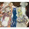 GUSTAV KLIMT: The Bride