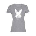 T-Shirt Hase Damen, L fiedmie #0001 LADIES L