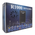 Royal Receiver R1000-HD IPTV&Sat Box +12 Months Abonnement