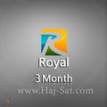 Royal IPTV Subscription - 3 Months