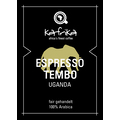 ESPRESSO TEMBO (UGANDA), 100% ARABICA 1000g French Press DER ESPRESSO