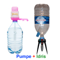 Pumpe Young Collection ROSE plus Idris plus 2 Adapateur Pumpe Young Collection ROSE plus Idris plus 2 Adapateur