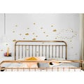 Wolken Wandsticker Mix 28 Stk Kinderzimmer Sticker