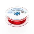 Nylon Satin Band rot 1,0mm