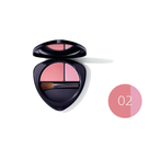 Dr.Hauschka Blush Duo 02 dewy peach