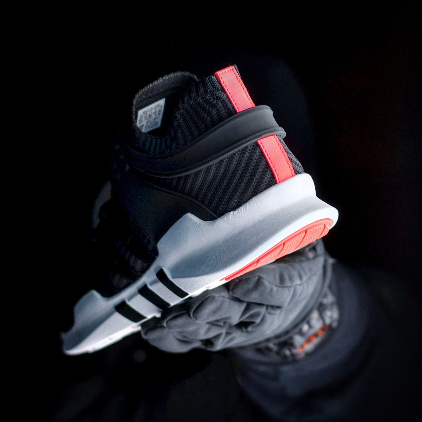 Adidas EQT Support ADV PK Core Black / Turbo Red BB1260