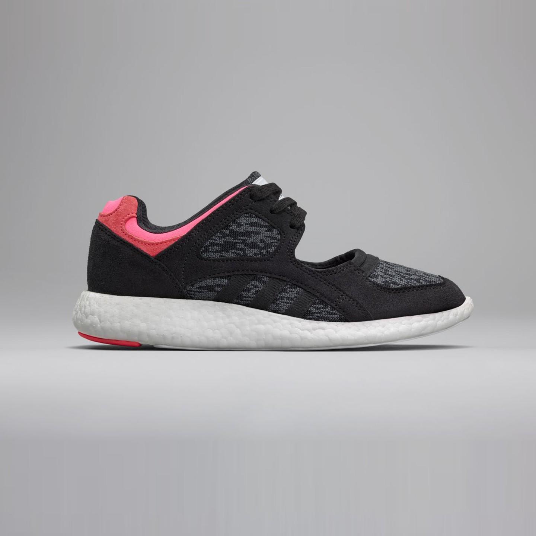 adidas eqt racing 91 16 w core black turbo red. Black Bedroom Furniture Sets. Home Design Ideas