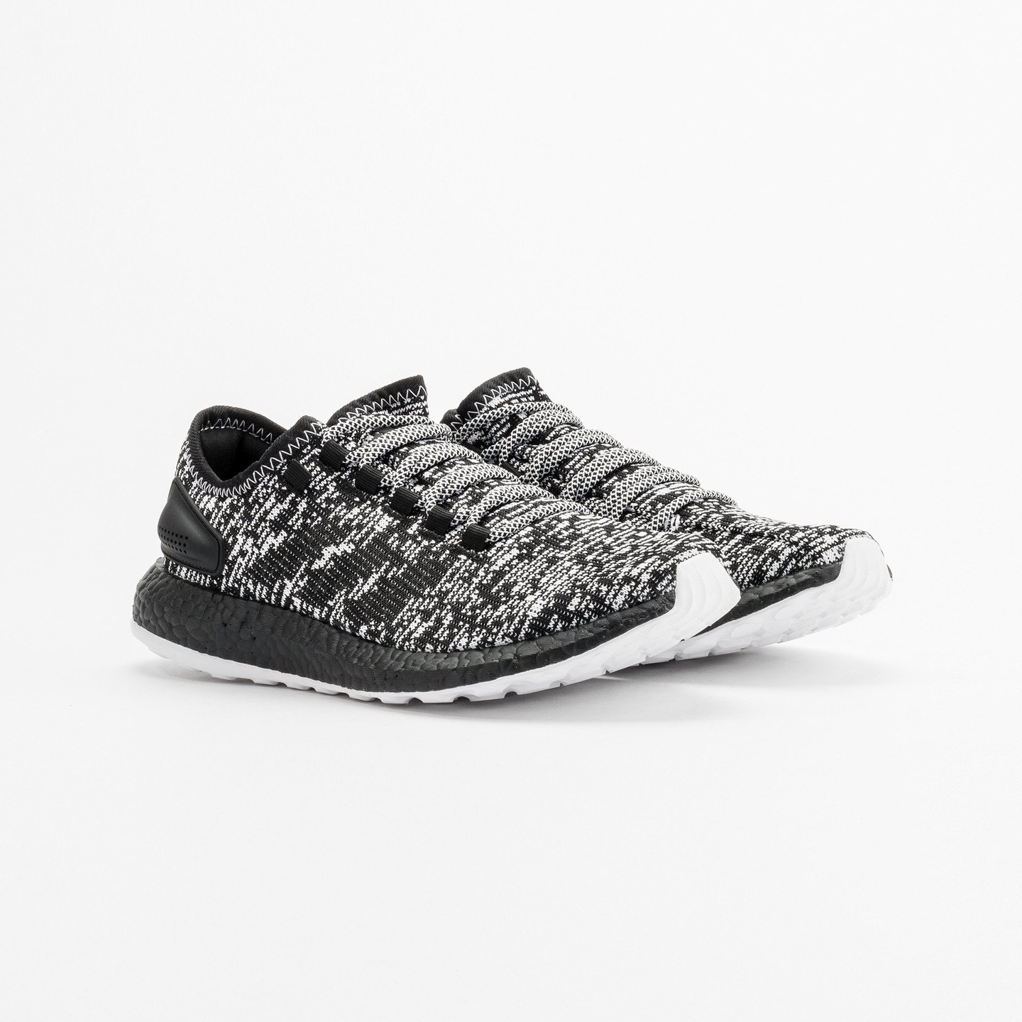 Adidas Pure Boost LTD 'Oreo' Black / White S80704