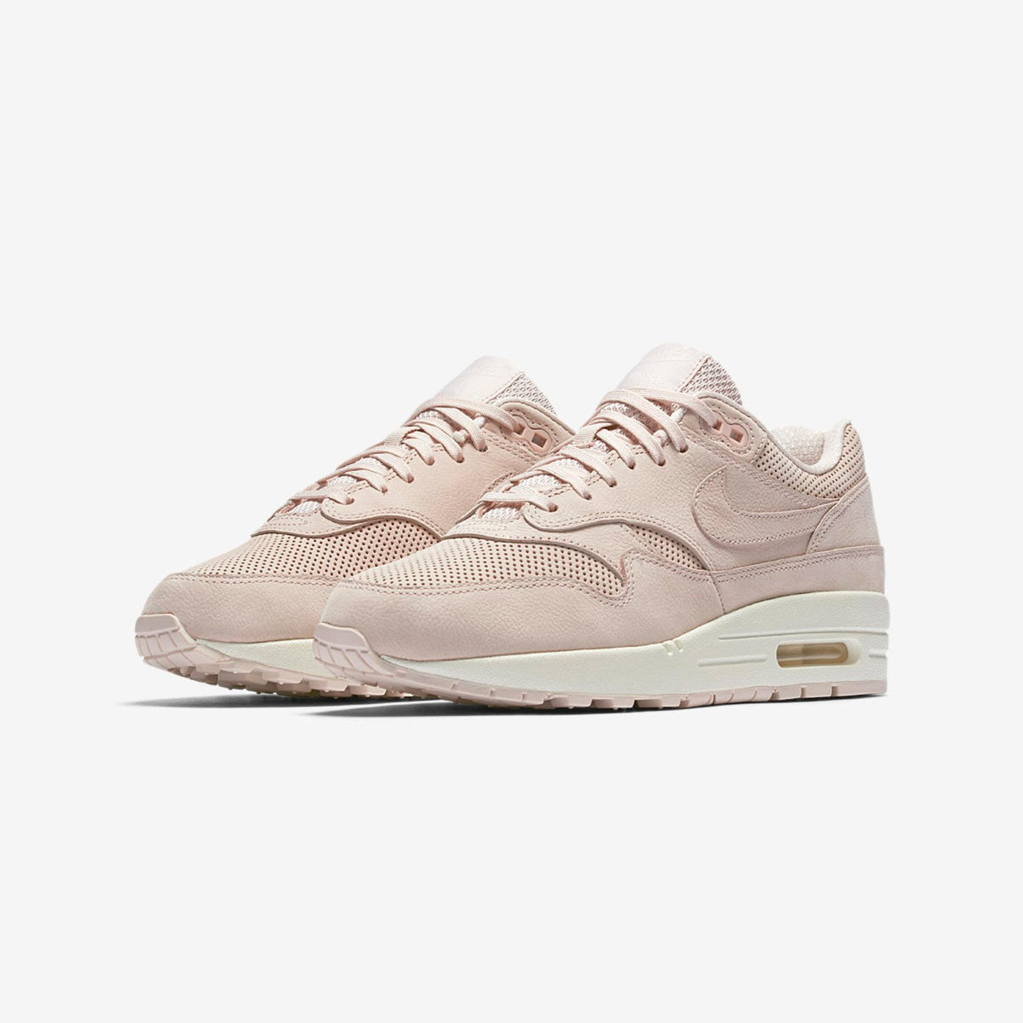 Nike Wmns Air Max 1 Pinnacle Siltstone Red 839608-601