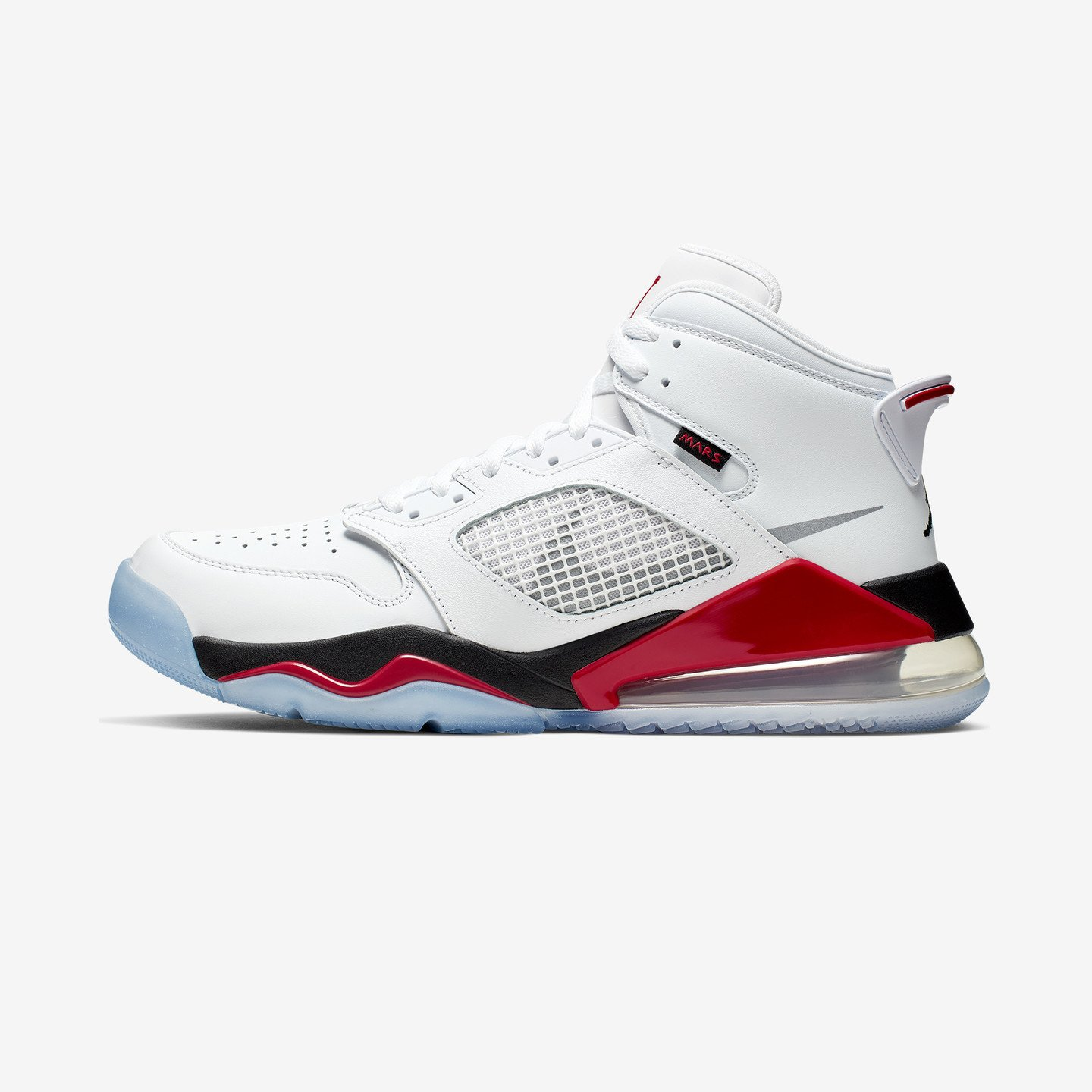 Jordan Air Jordan Mars 270 'Fire Red' White / Fire Red / Black CD7070-100