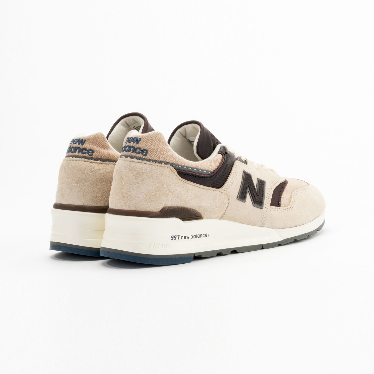 New Balance M997 DSAI - Made in USA Sand / Antique Brown M997DSAI-42