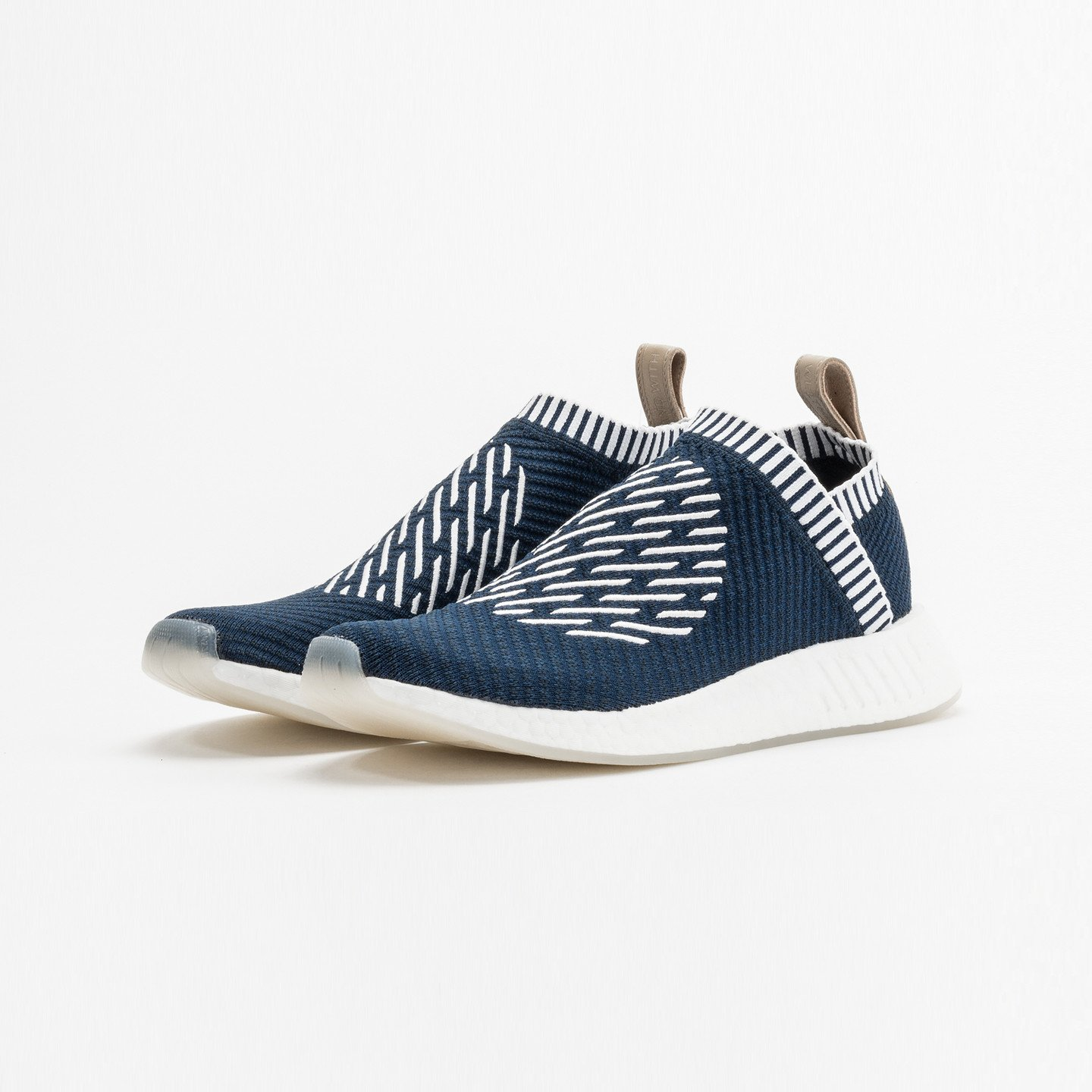 Adidas NMD CS2 PK Collegiate Navy / White BA7189-44.66