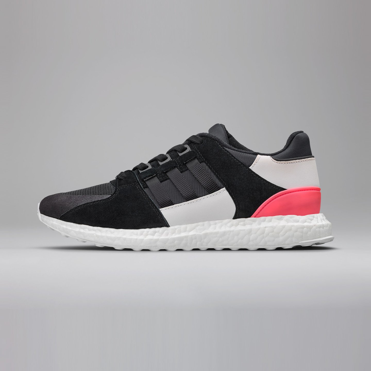 Adidas EQT Support Ultra Black / Turbo Red BB1237-46