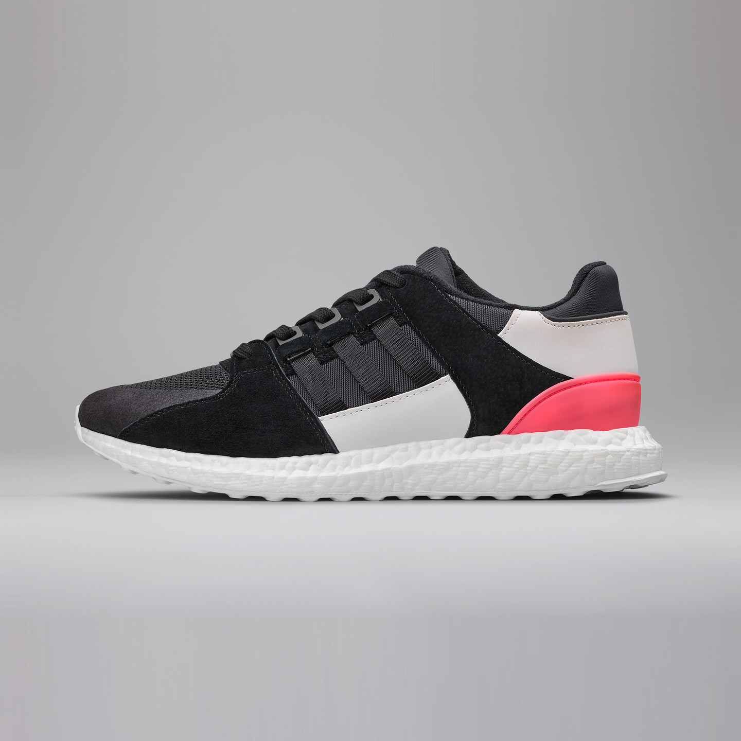 Adidas EQT Support Ultra Black / Turbo Red BB1237-42.66