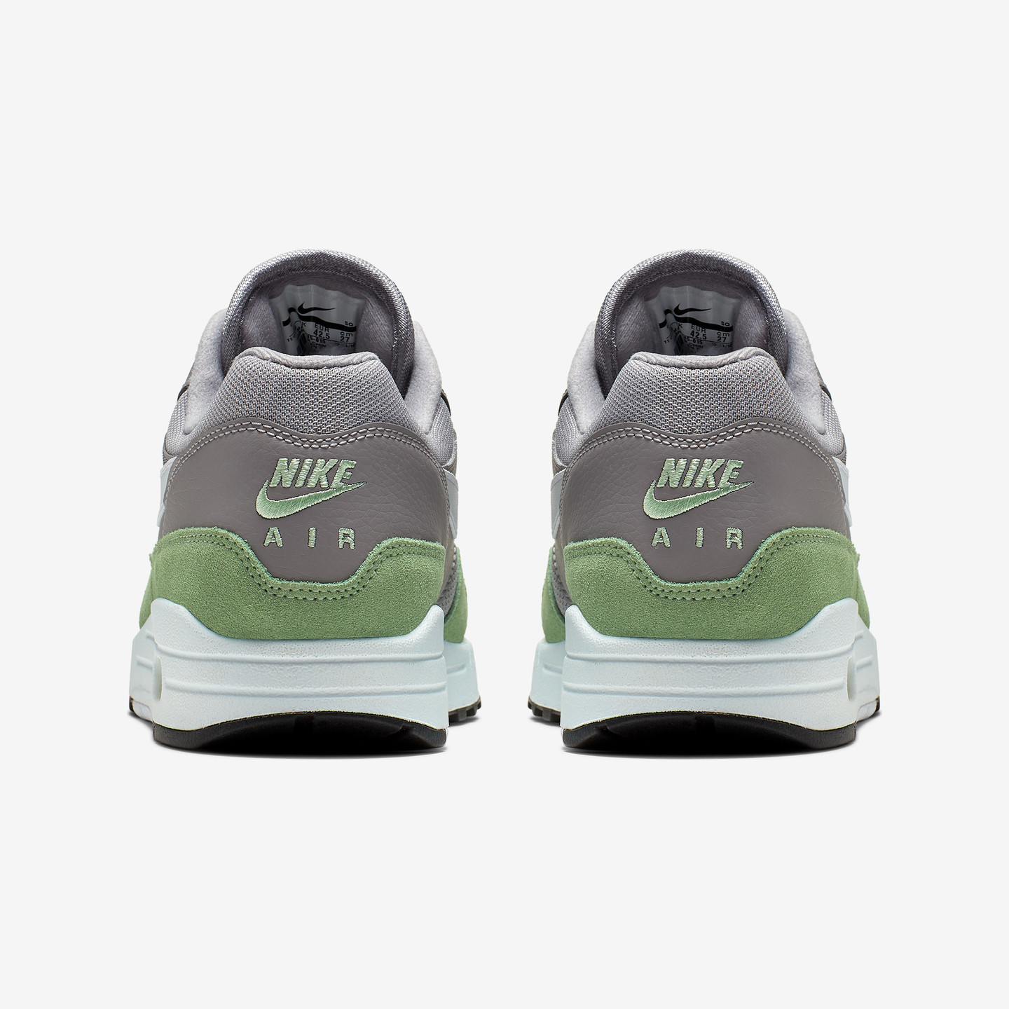 Nike Air Max 1 Atmosphere Grey / White / Fresh Mint AH8145-015