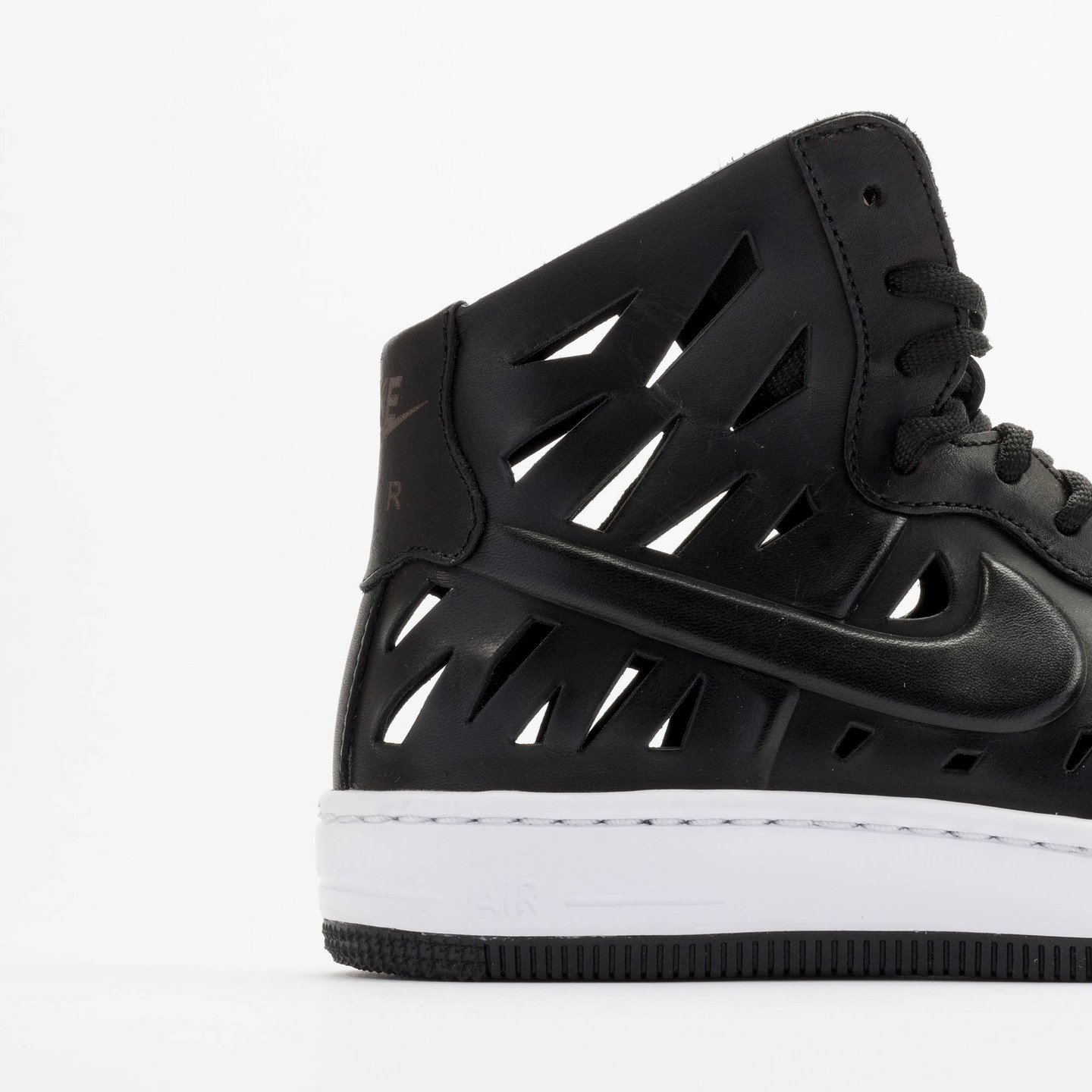 Nike Wmns AF1 Ultra Force Mid Joli Black/Black-White 725075-001-41