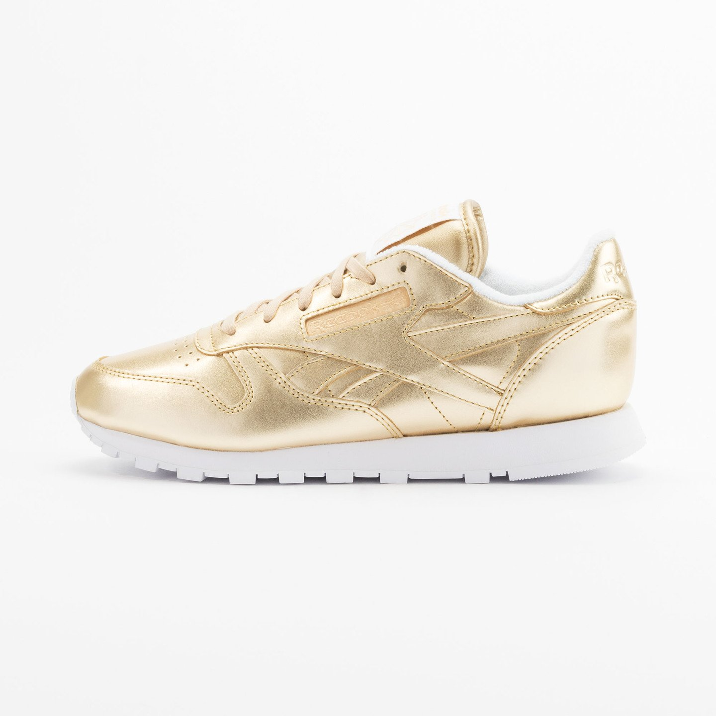 Reebok Classic Leather Spirit Sensation Gold / White V70668-41