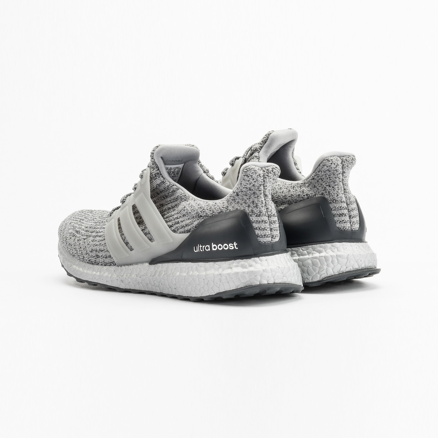 Adidas Ultra Boost 3.0 'Super Bowl' Silver Grey BA8143-42.66