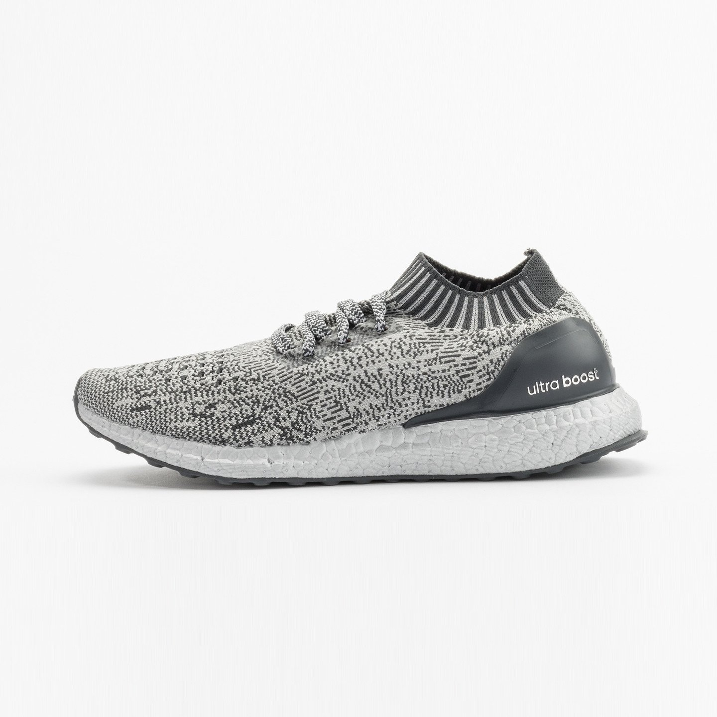 Adidas Ultra Boost Uncaged 'Super Bowl' Silver Grey BA7997-41.33