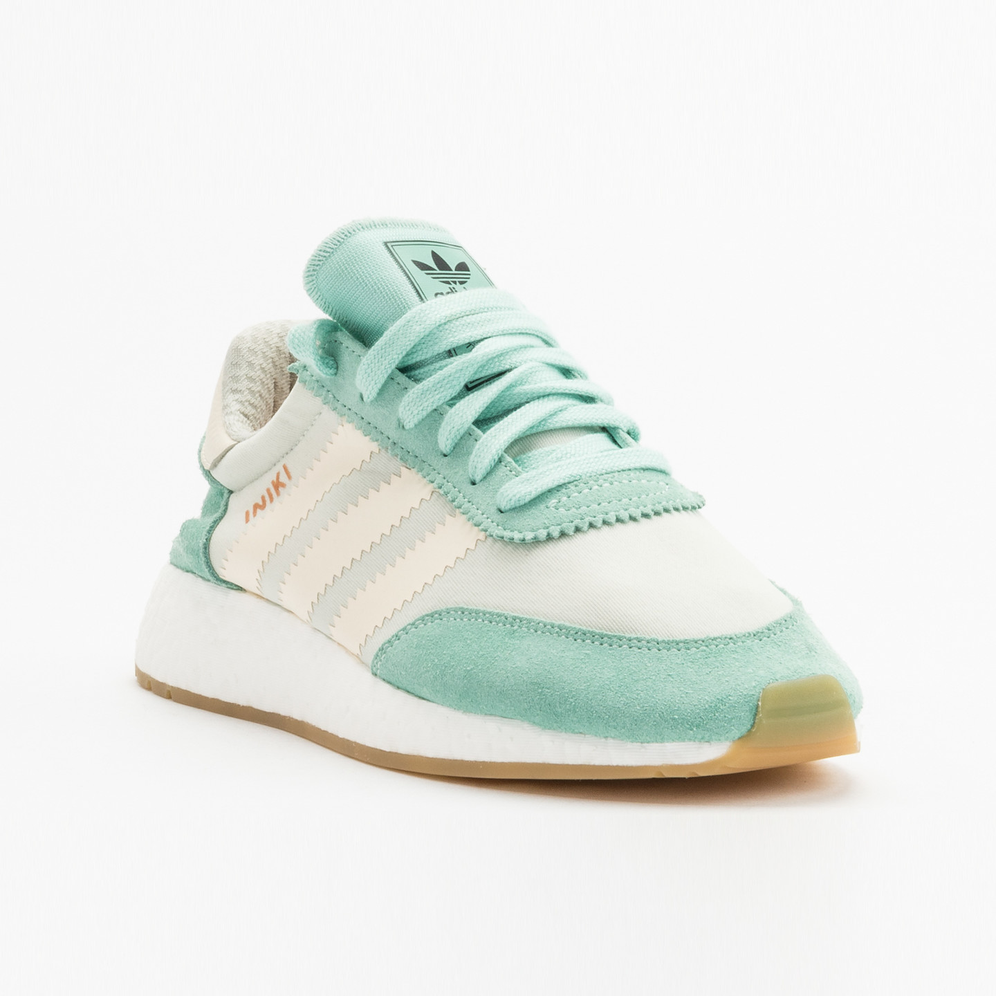 Adidas Iniki Runner W Easy Green / Cream White / Linen Green BA9994-36.66