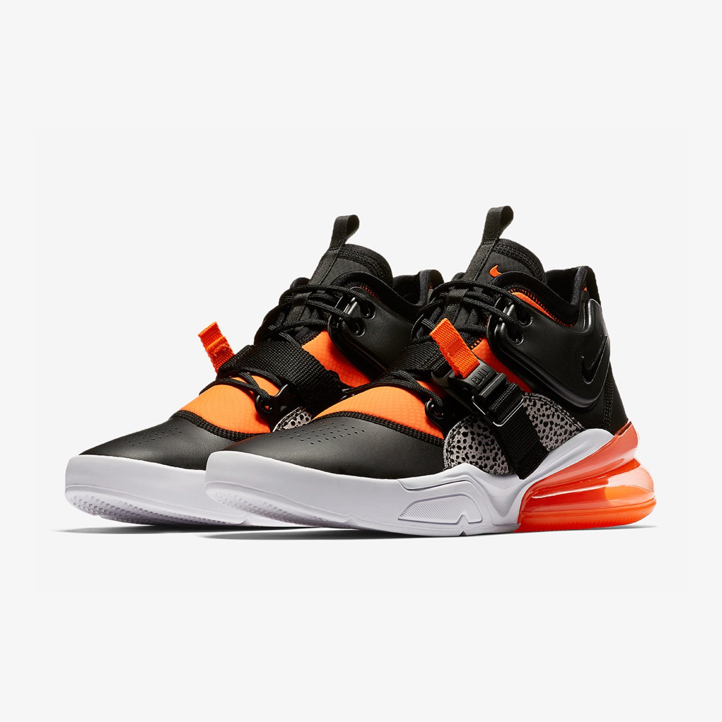 Nike Air Trainer 270 Black / Hyper Crimson / Wolf Grey / White AH6772-004