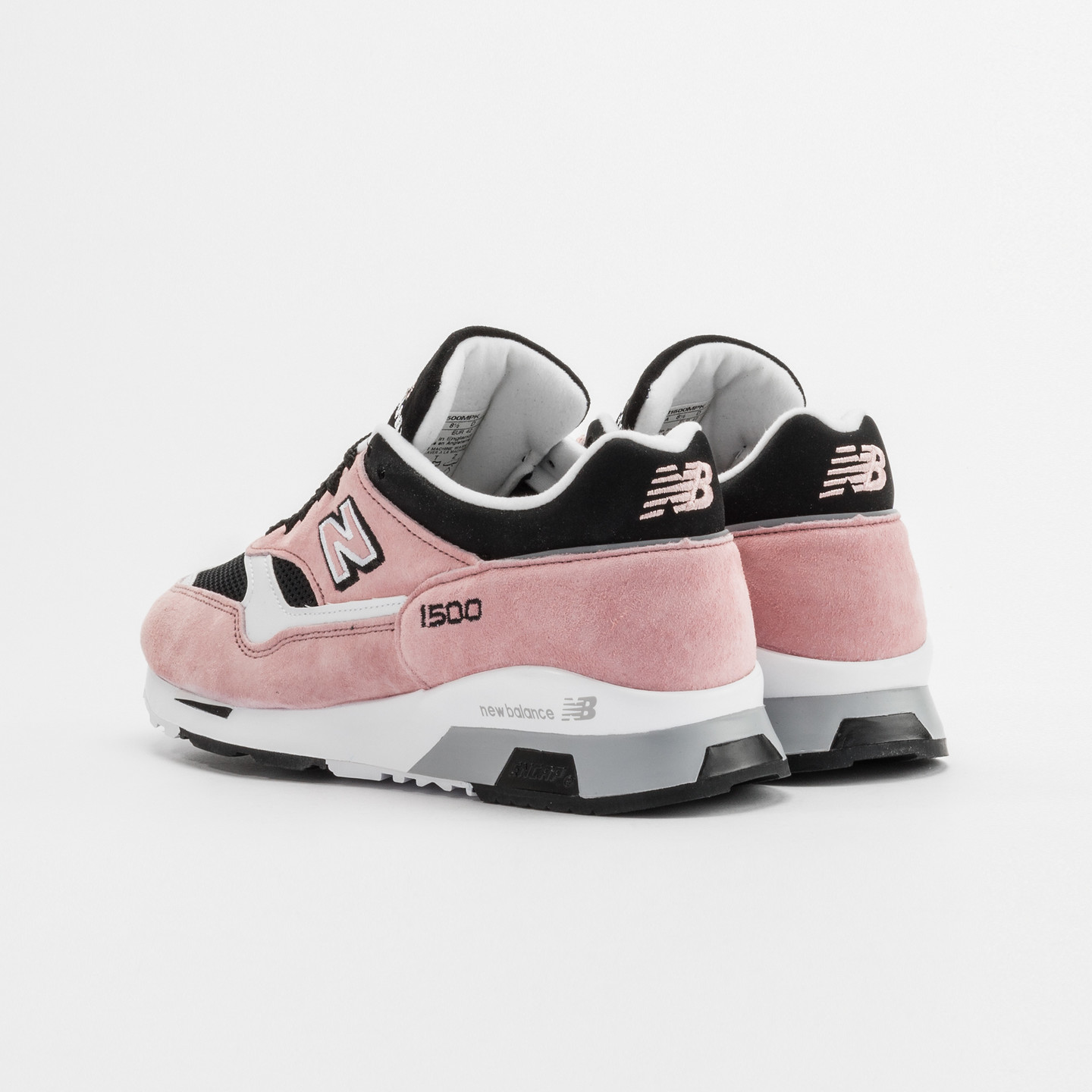 New Balance M1500 MPK - Made in England Pink / Black / White M1500MPK-45.5