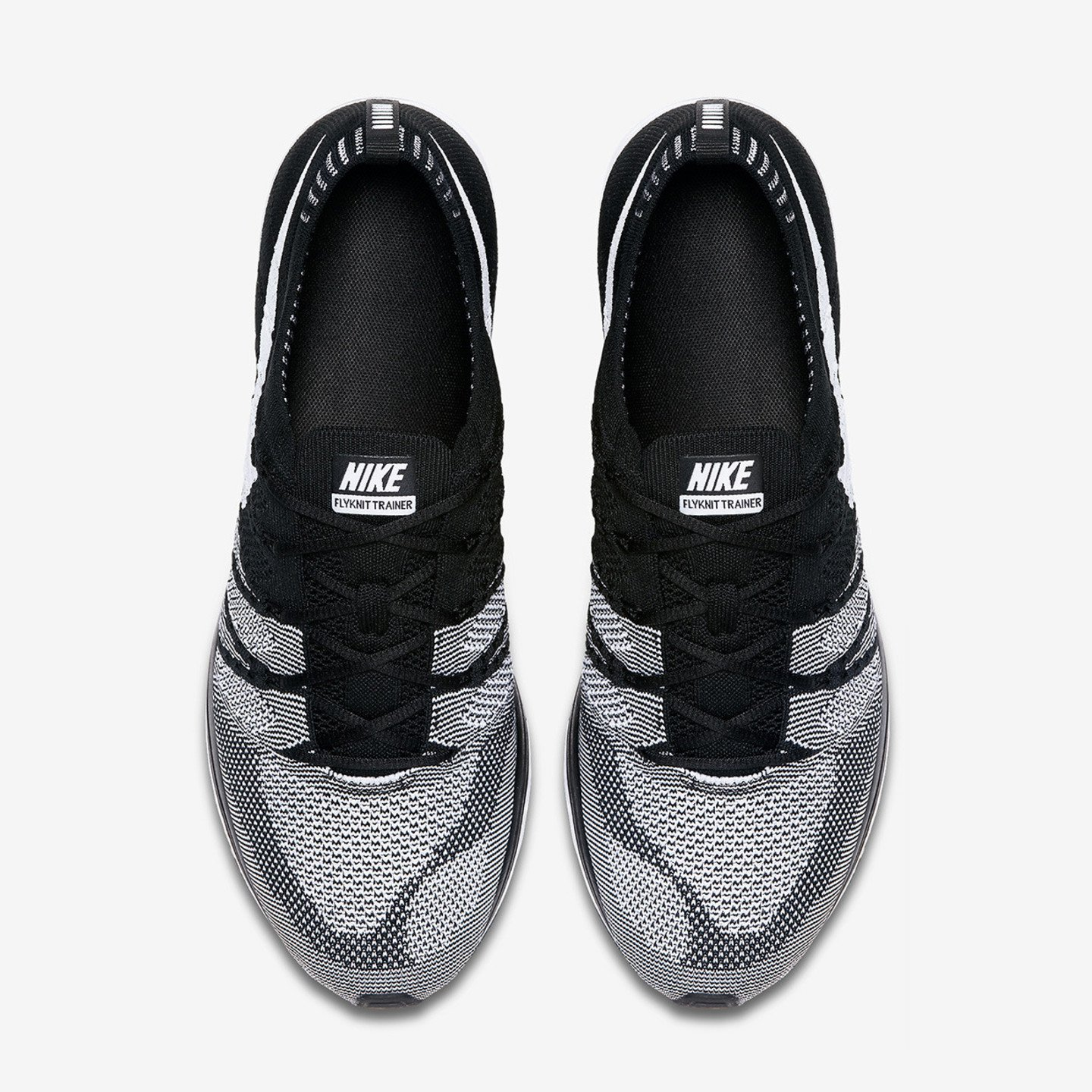 Nike Flyknit Trainer Black / White AH8396-005