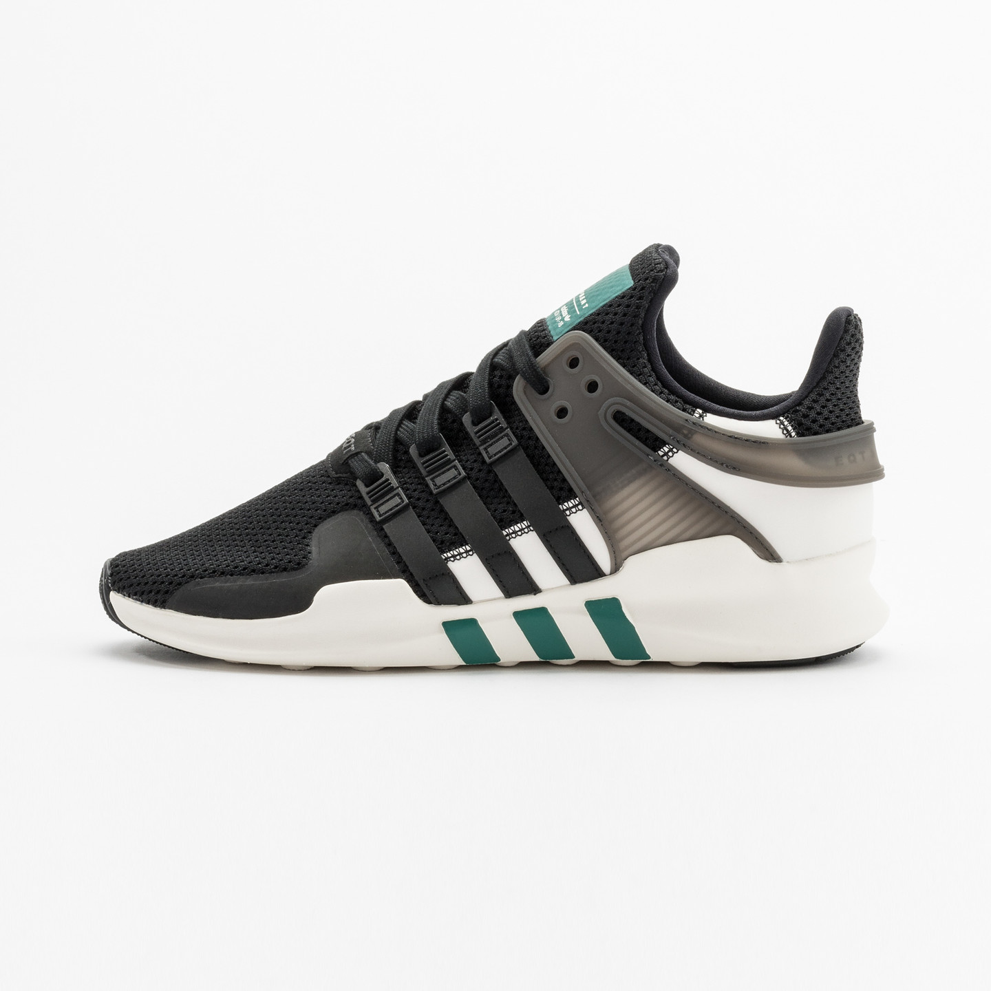 Adidas EQT Support ADV 'Reflective Pack' Core Black / Sub Green BA8321-40.66