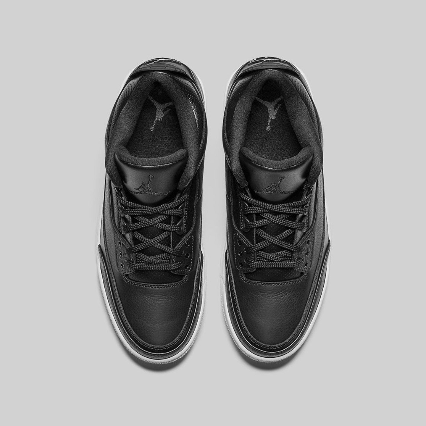 Jordan Air Jordan 3 Retro 'Cyber Monday' Black / White 136064-020-45