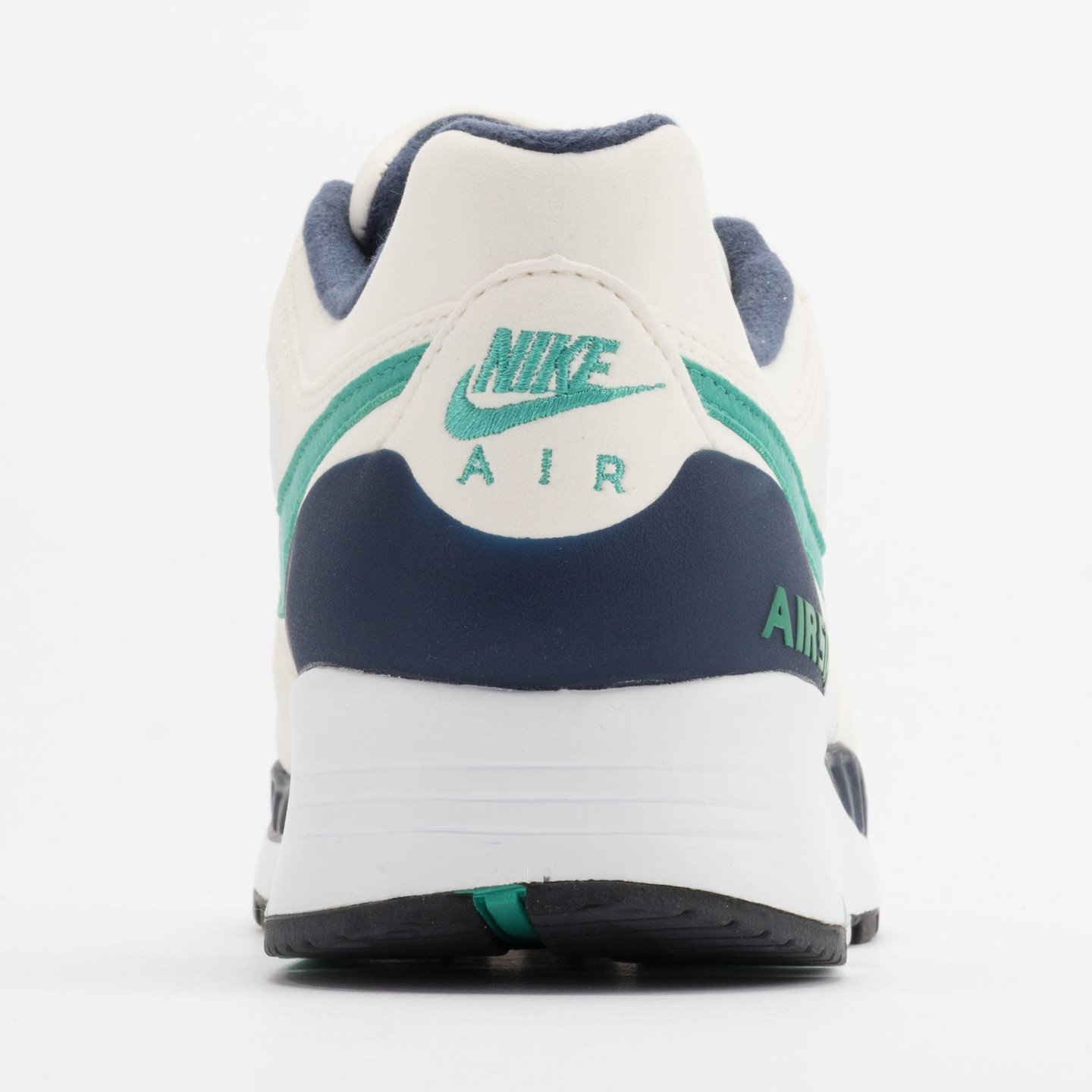 Nike Air Stab White/Emerald Green-Sl-Mid Nvy 312451-100-42