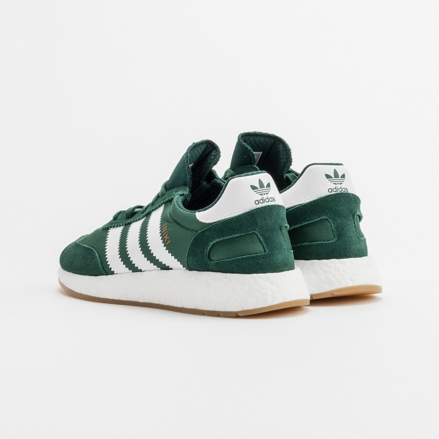 Adidas Iniki Runner Collegiate Green / White BY9726-46