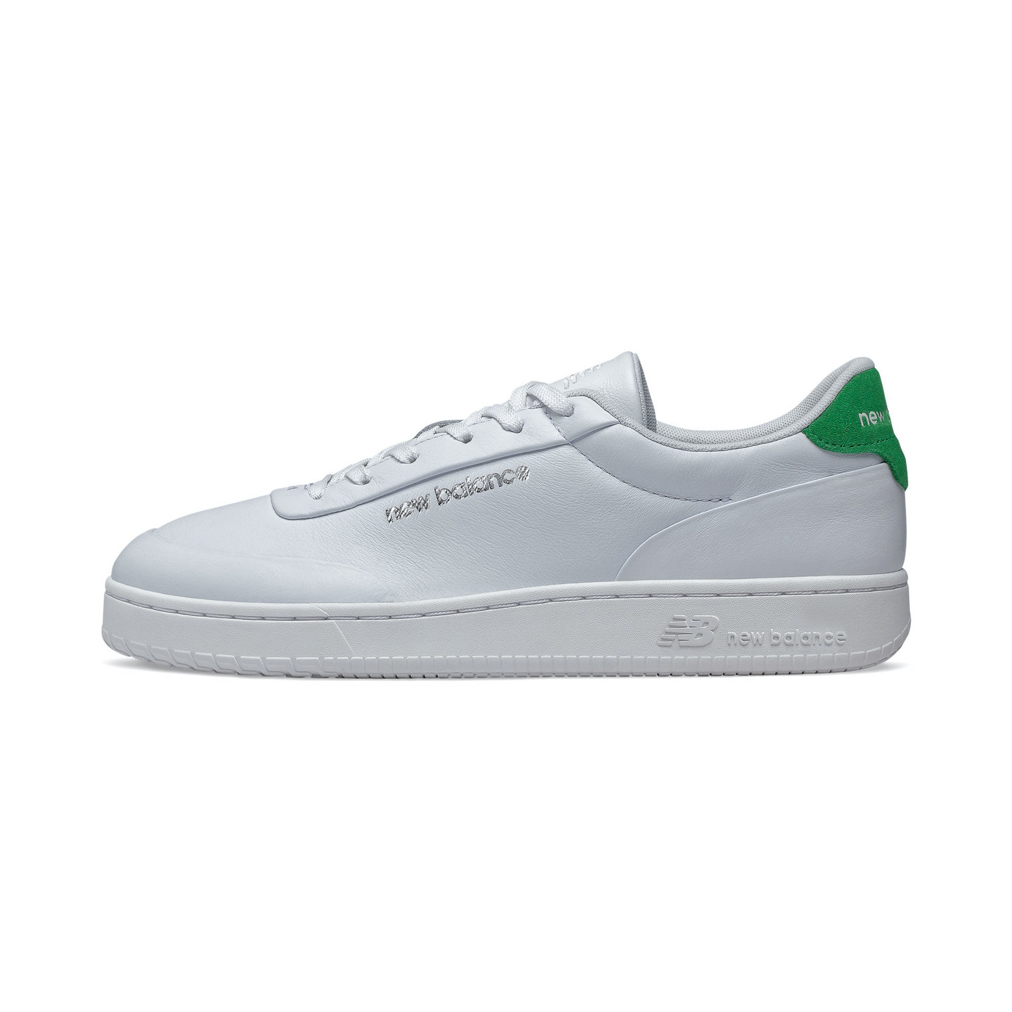 New Balance CT Alley White / Green / Silver CTALYMAB