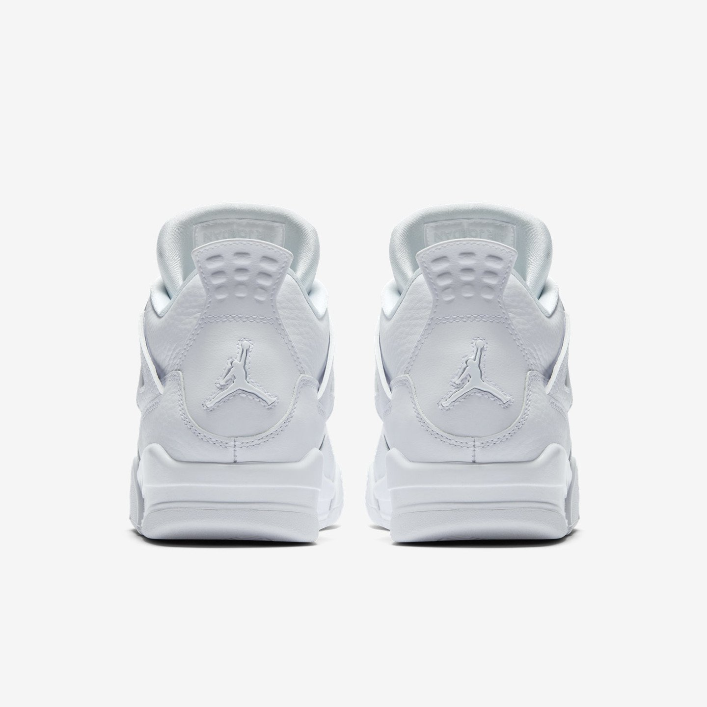 Jordan Air Jordan 4 Retro GS 'Pure Money' White / Silver / Pure Platinum 408452-100