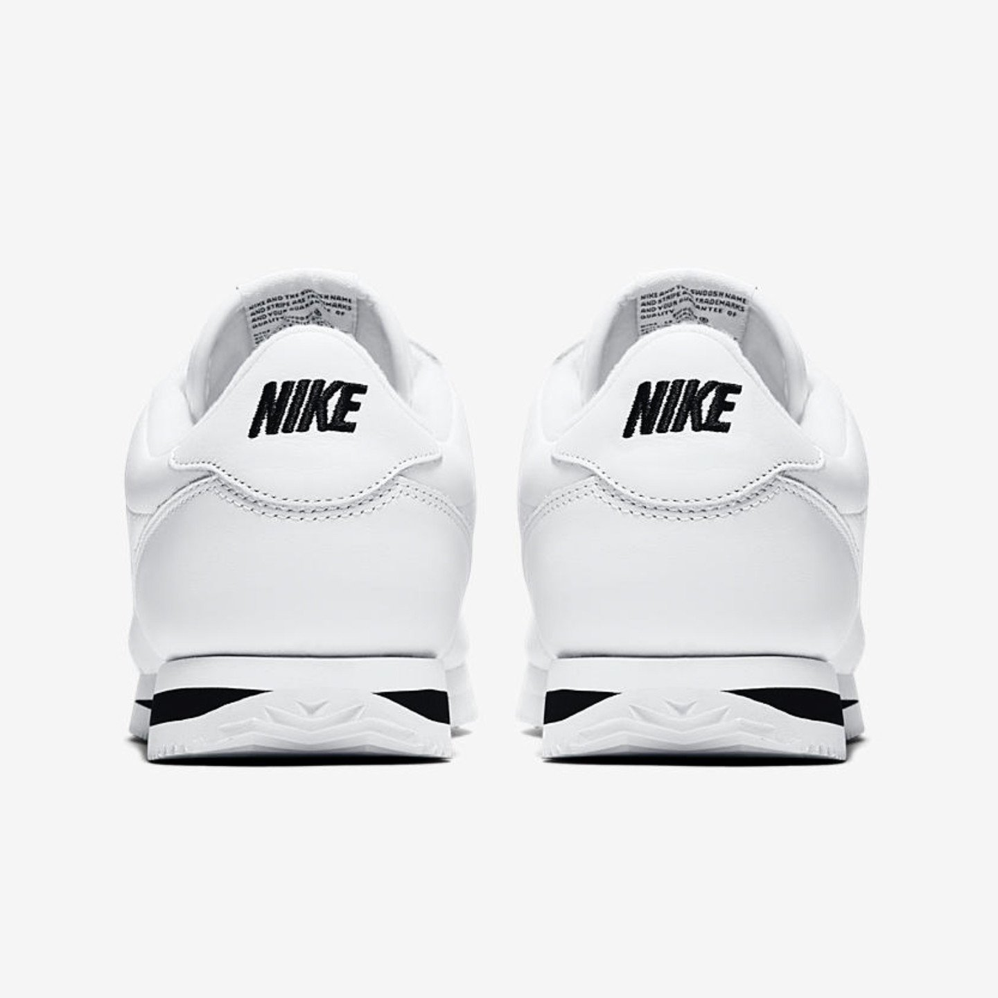 Nike Cortez Basic Jewel QS TZ White / Black 938343-101