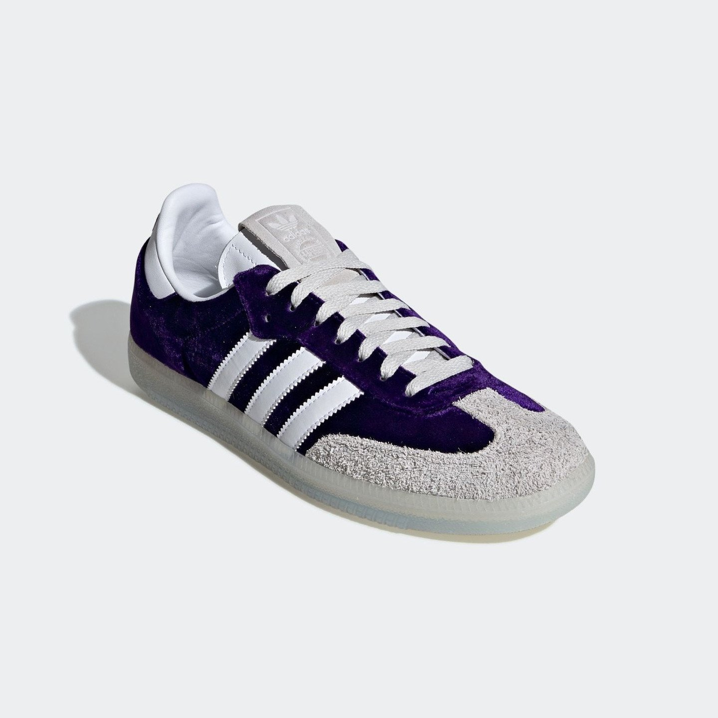 Adidas Samba OG 'Purple Haze' Purple / White DB3011