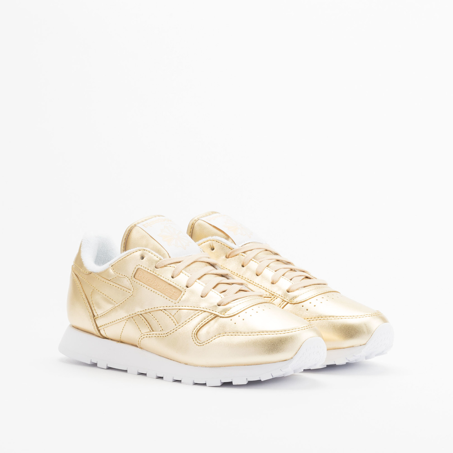 Reebok Classic Leather Spirit Sensation Gold / White V70668-42